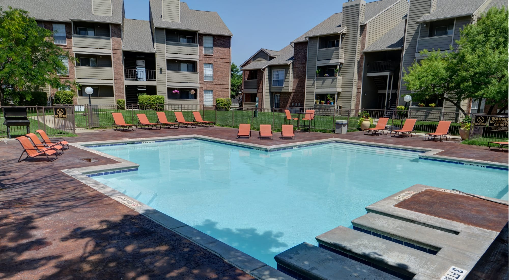 Newport Apartments in Amarillo, Texas