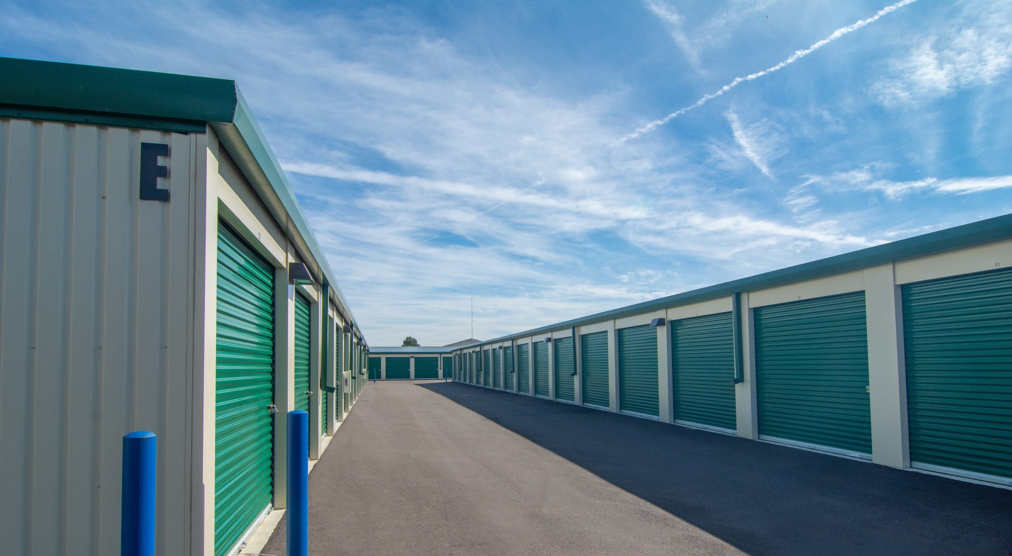 Self storage in Michigan City