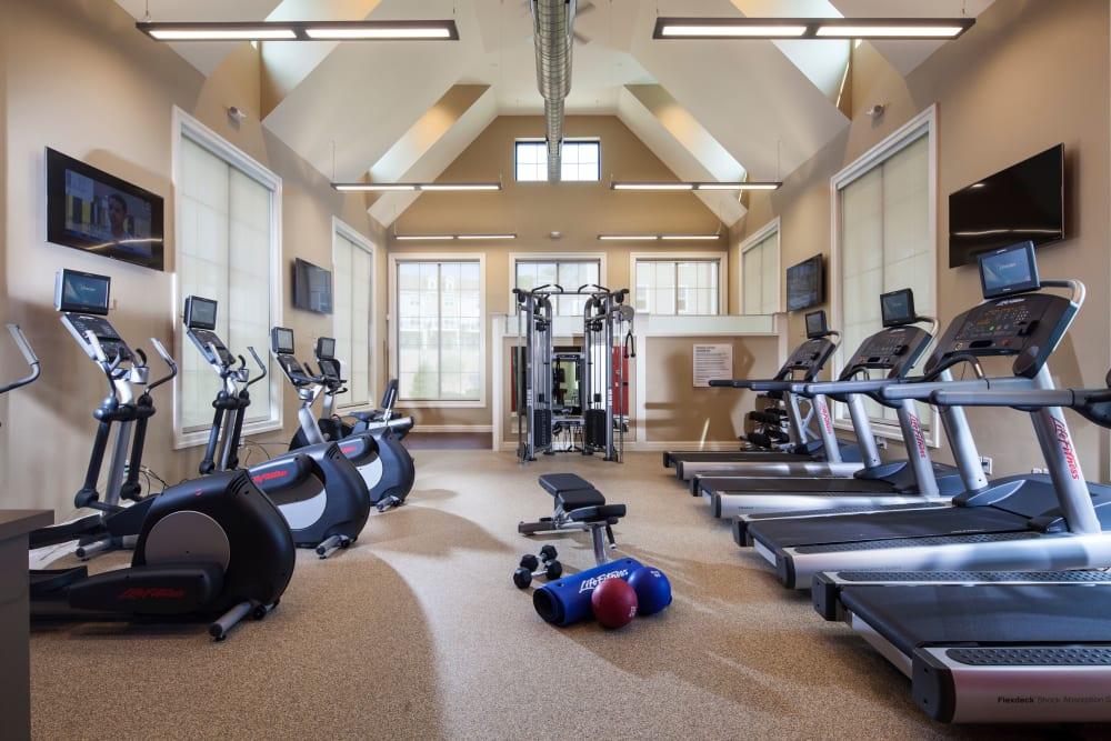 State-of-the-art fitness center in Canton, Massachusetts