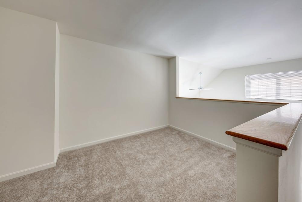 Second floor hallway room in Canton, Massachusetts