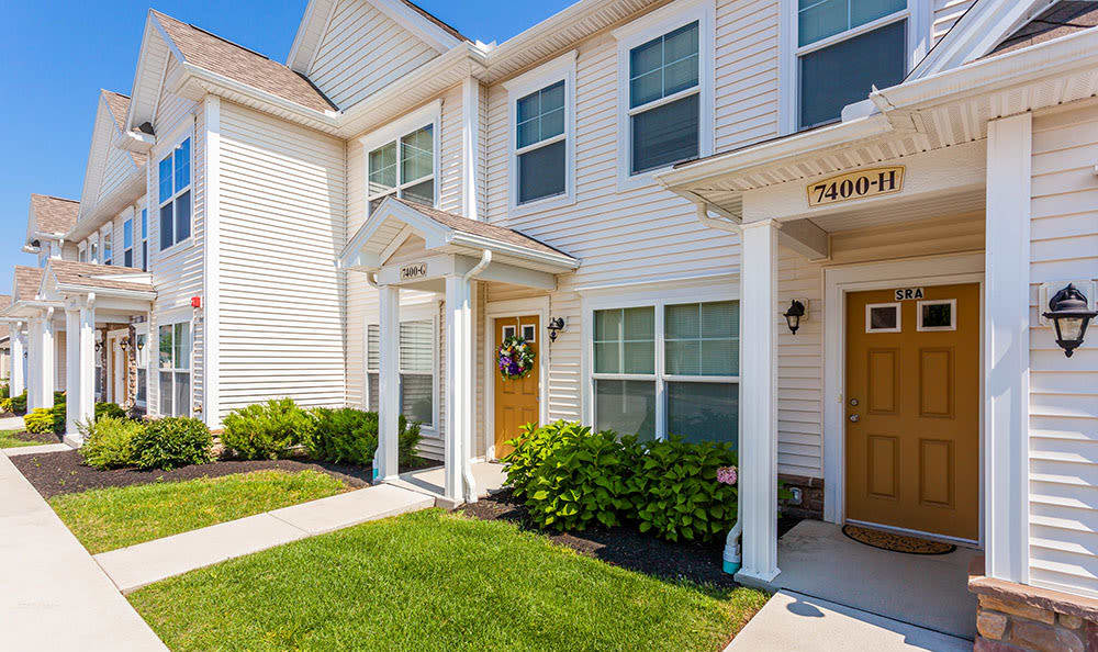 Apartments for rent at Auburn Creek Apartments in Victor, NY