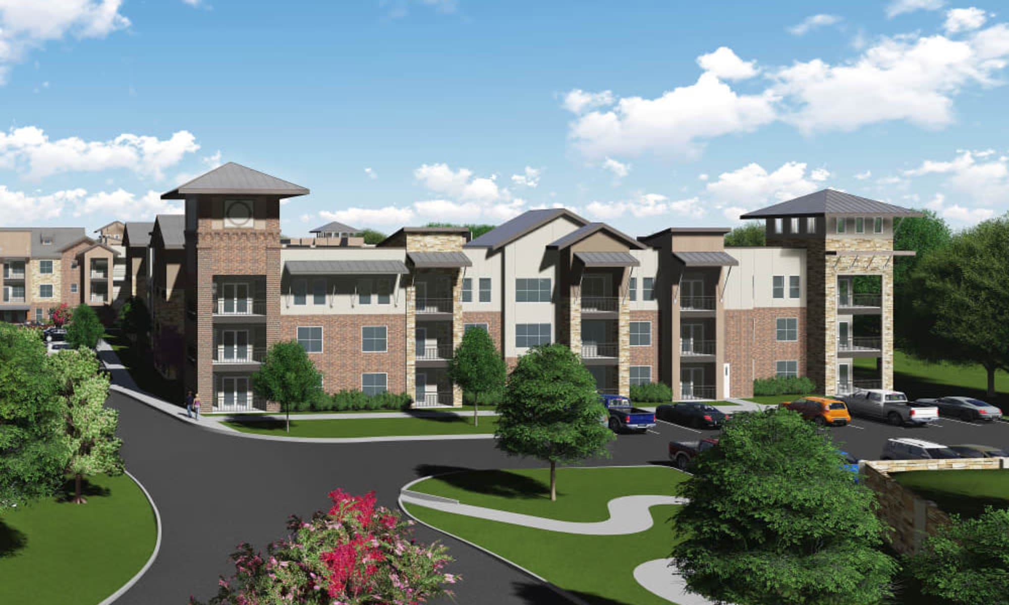 senior living at Watermere at the Preserve in Southlake, Texas.