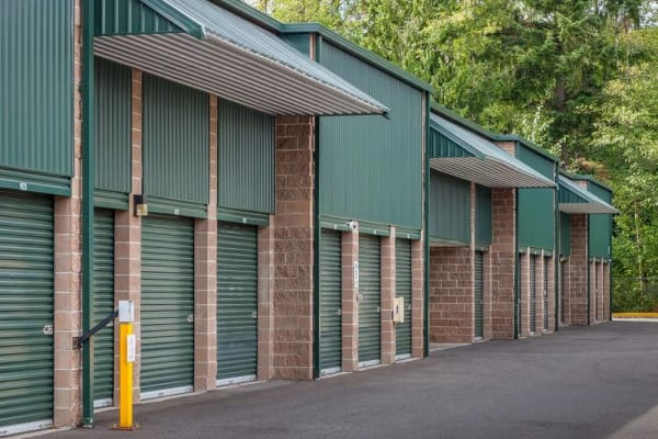 StorQuest Self Storage building exterior in Federal Way, Washington
