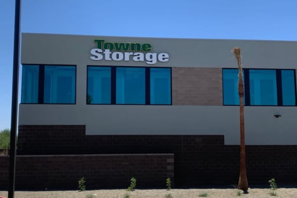 The Office at Towne Storage in Mesa, Arizona