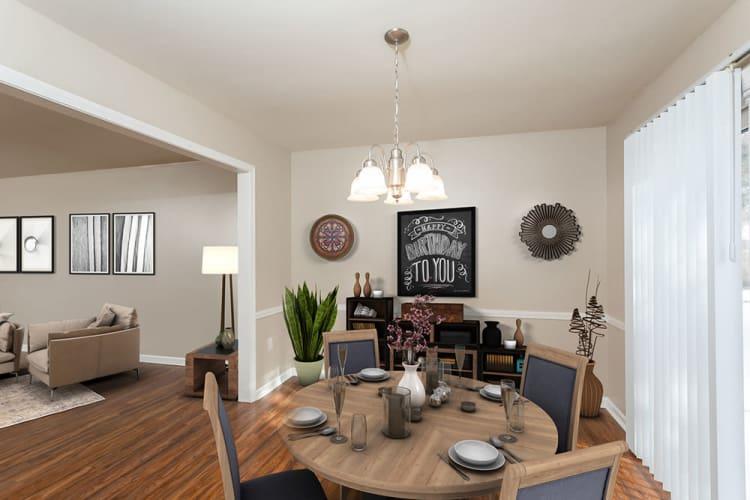 Great floor plans at Olde Coach Manor in Queensbury, NY