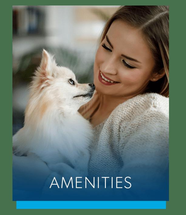 Amenities at Lakewood Hills Apartments & Townhomes