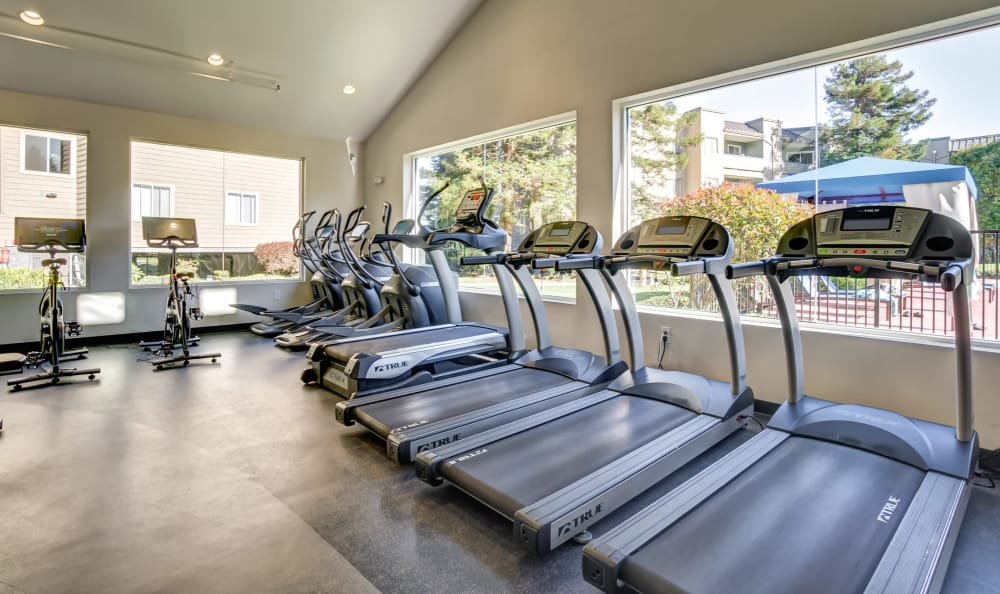 Fitness Center at Serramonte Ridge Apartment Homes