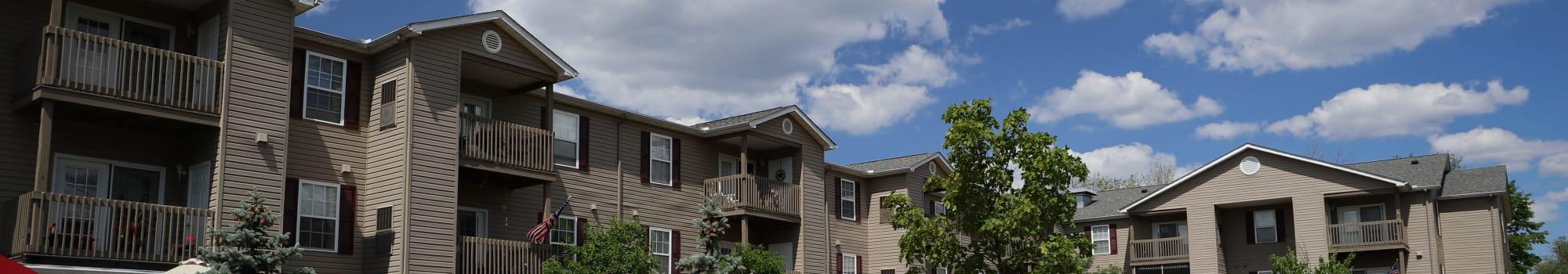 Apartments in Getzville