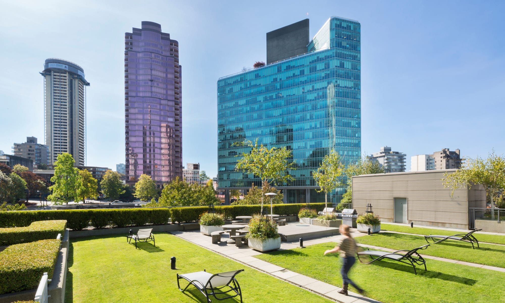 Vancouver, British Columbia apartments at Bayview at Coal Harbour