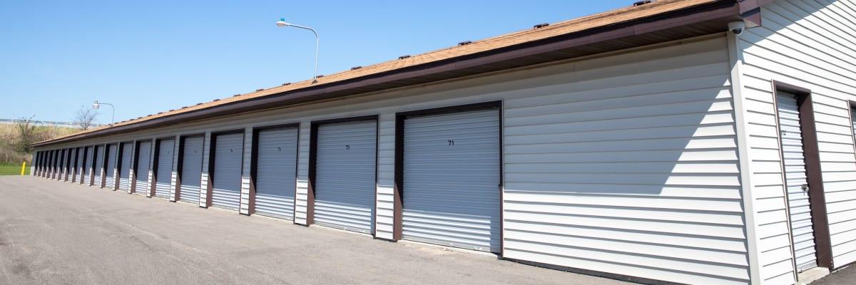 Contact KO Storage of Portage - North in Portage, Wisconsin