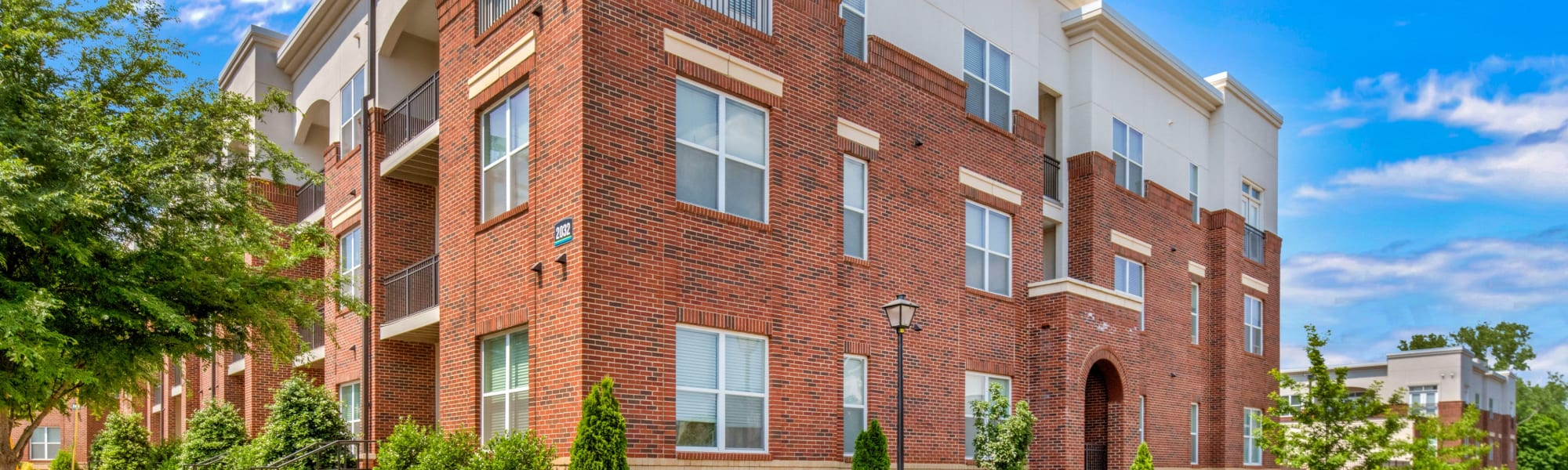 Floor plans at Morehead West in Charlotte, North Carolina