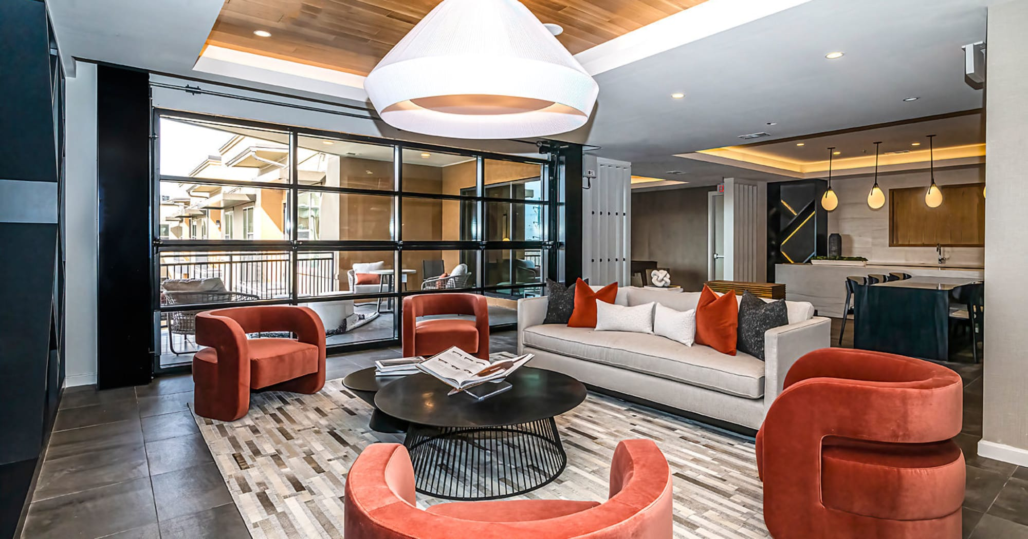 Apartments in Allen, Texas at Magnolia on the Green