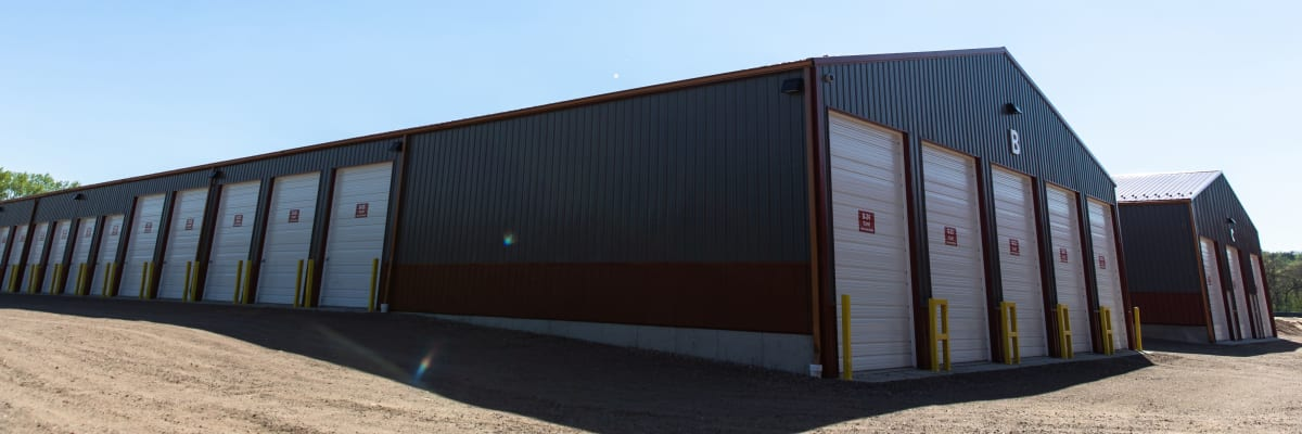 Unit sizes and prices at KO Storage of Eau Claire in Eau Claire, Wisconsin