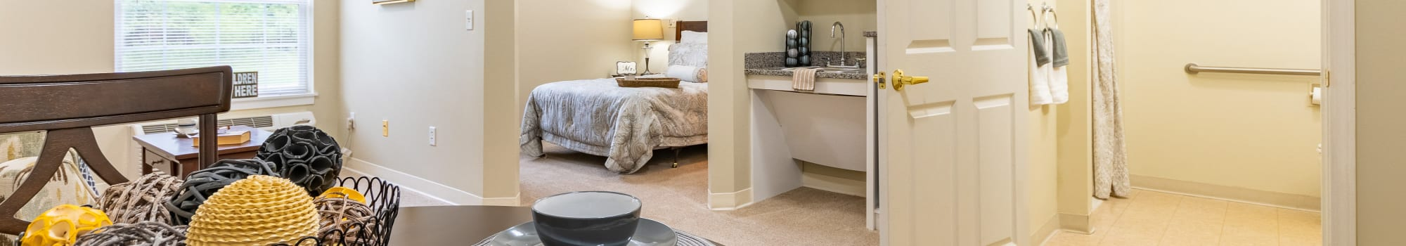Senior living options in Kentwood, MI