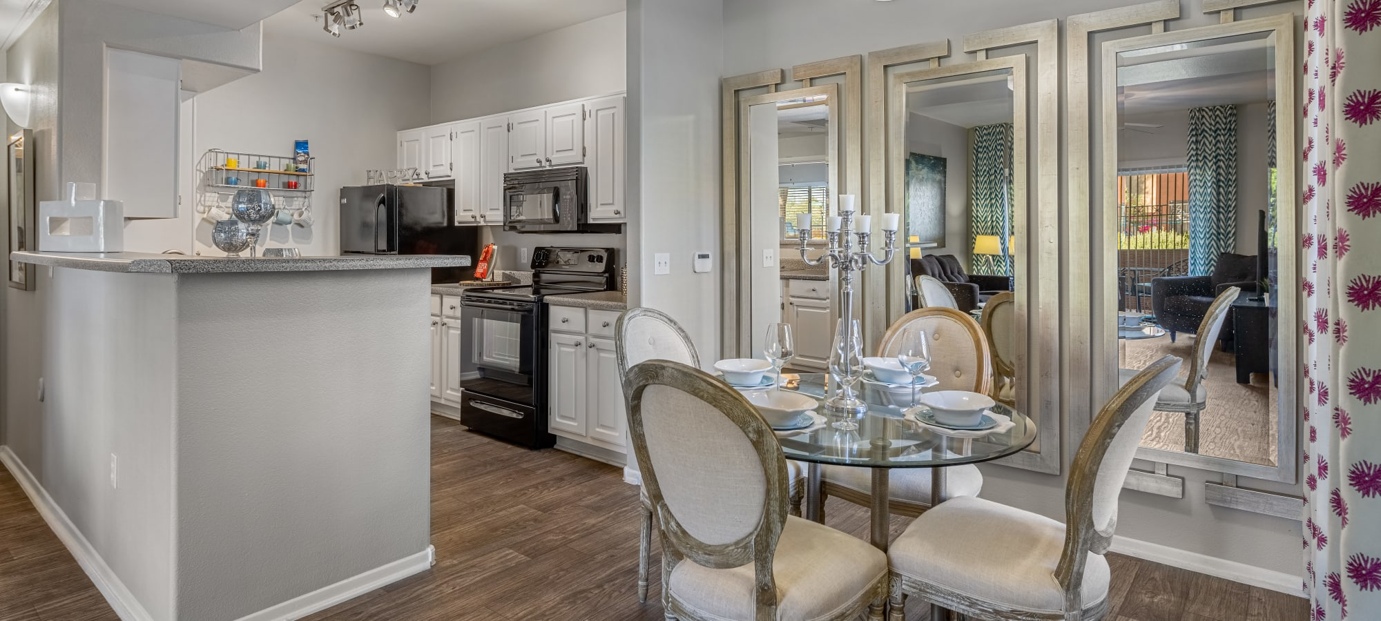 Floor plans at Alante at the Islands in Chandler, Arizona