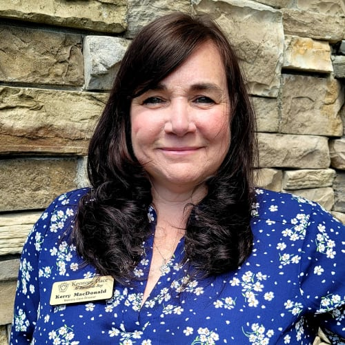 Kerry MacDonald, CDCP,  Memory Care Director of Keystone Place at  Buzzards Bay in Buzzards Bay, Massachusetts