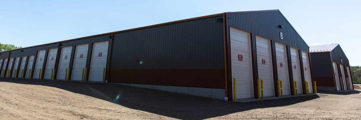 Unit size guide from KO Storage of Eau Claire in Eau Claire, Wisconsin