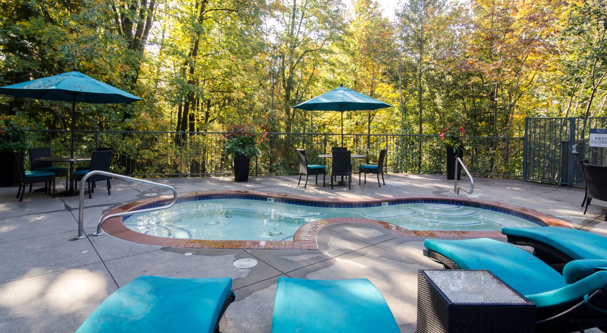 Amenities at Sofi at Forest Heights in Portland, Oregon