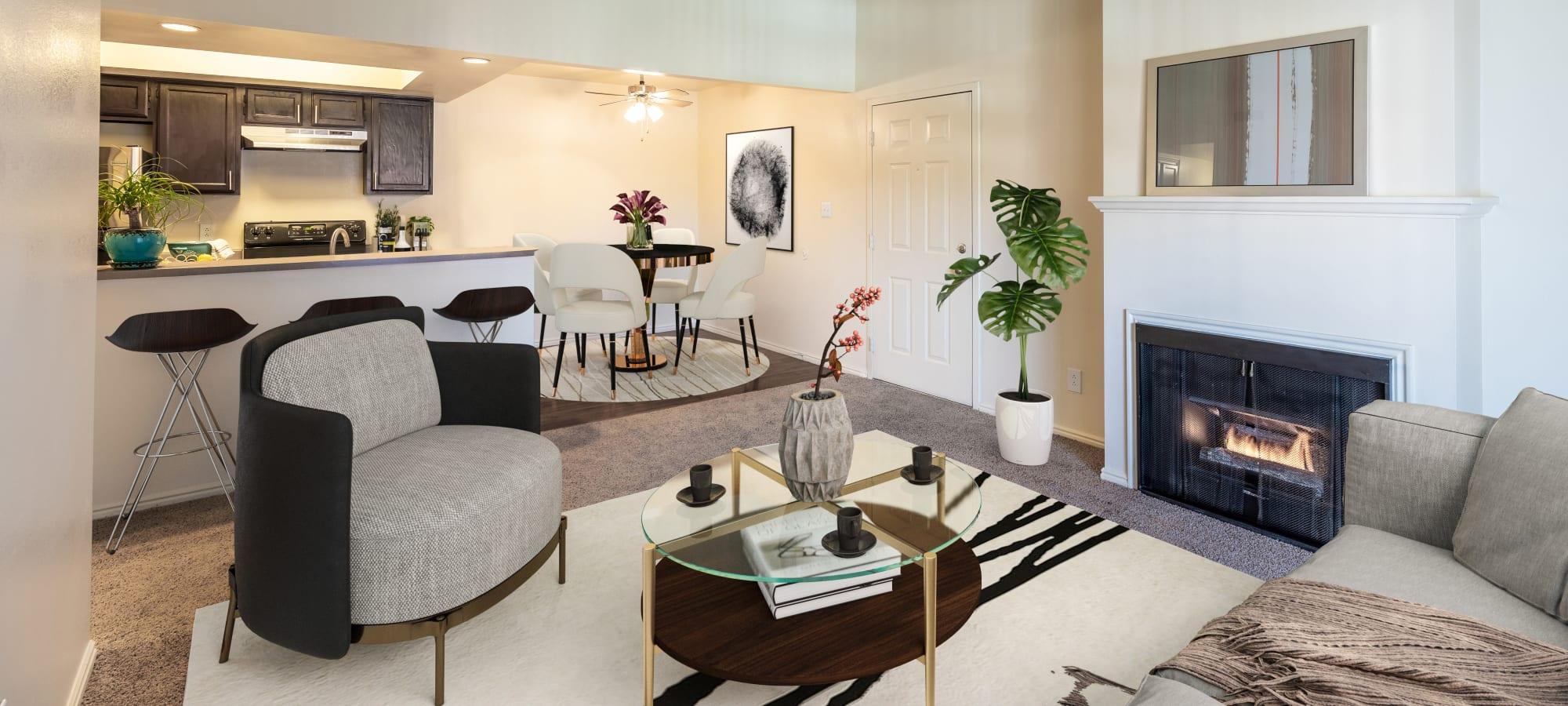 West Valley City, Utah apartments at Shadowbrook Apartments