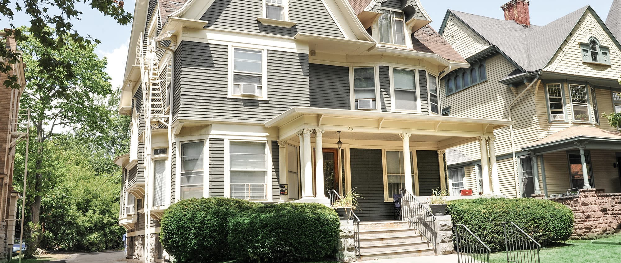 Apartments at Strathallan House in Rochester, New York