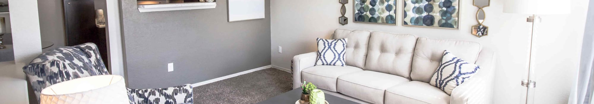 Pet-friendly apartments at Legacy Trail in Norman, Oklahoma