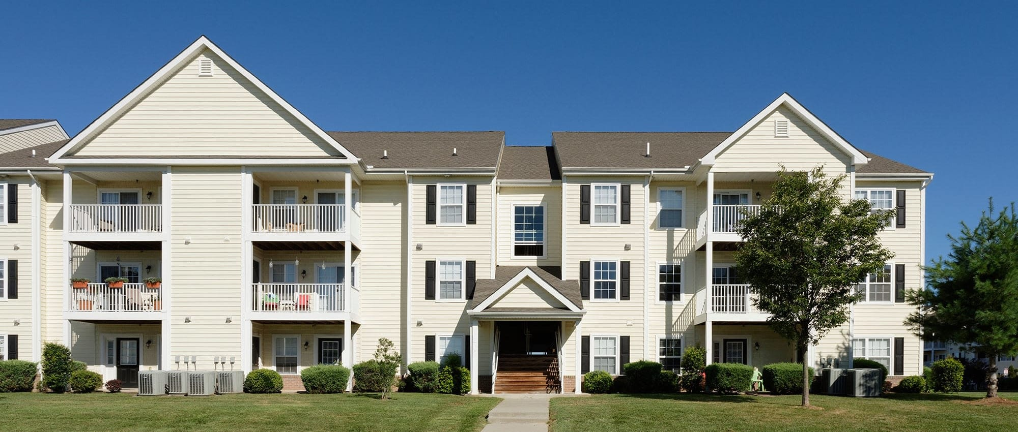 Apartments at Cannon Mills in Dover, Delaware