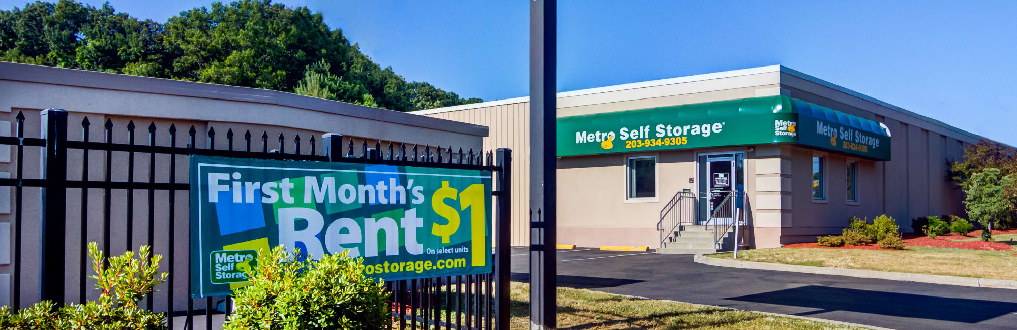 Metro Self Storage In West Haven, CT