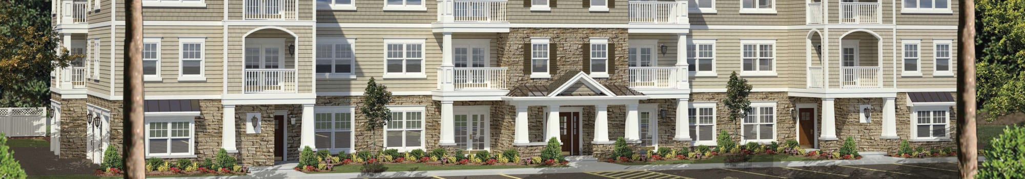 View the features and amenities offered at Winding Creek Apartments in Webster, New York.