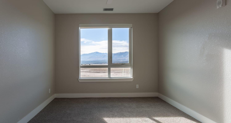 Bedroom at FalconView in Colorado Springs, Colorado