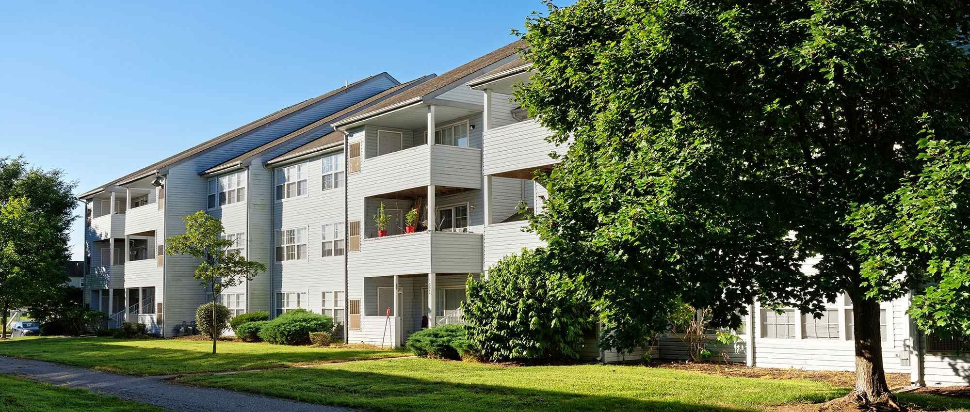 Apartments at Village of Westover in Dover, Delaware