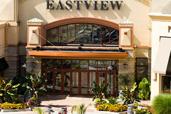 Eastview mall near Saratoga Crossing in Farmington, New York