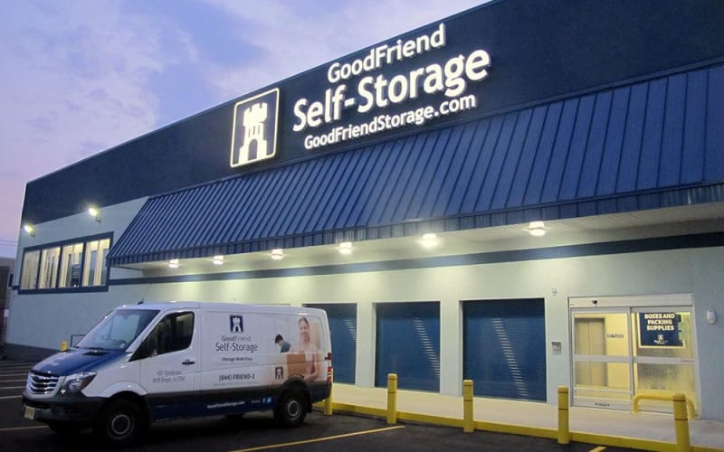 Leave a review for GoodFriend Self Storage North Bergen