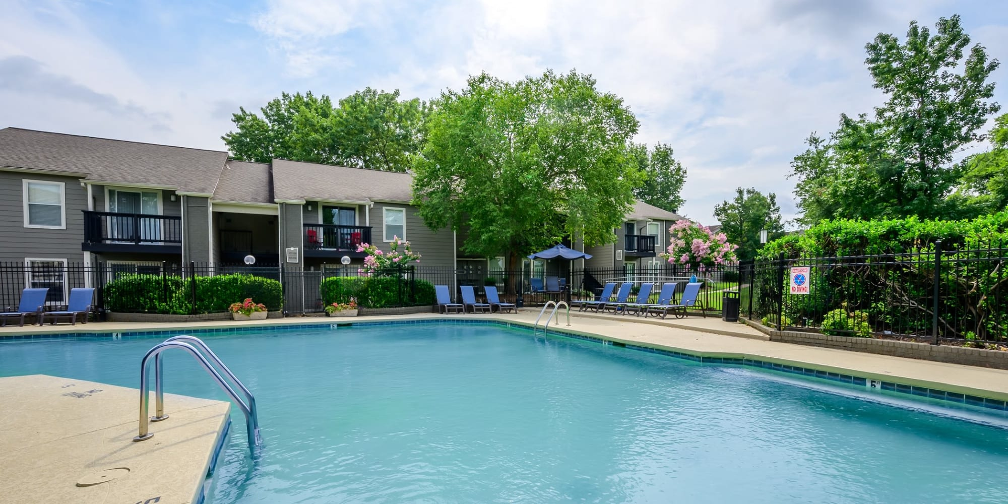 Apartments at The Hamilton in Hendersonville, Tennessee