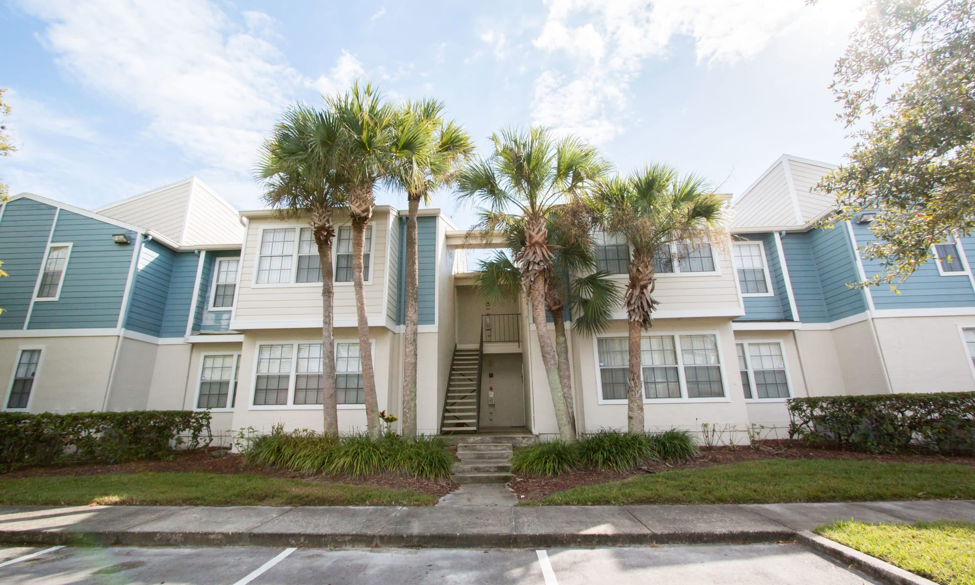 Apartments at Fairways at Feather Sound in Clearwater, Florida