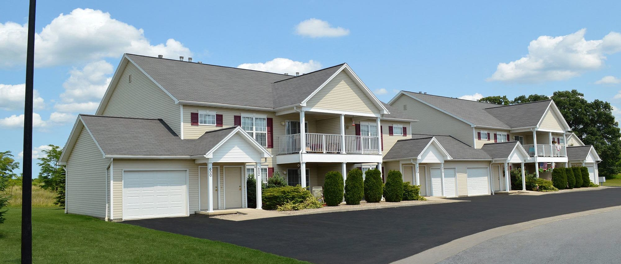 Apartments at Avon Commons in Avon, New York