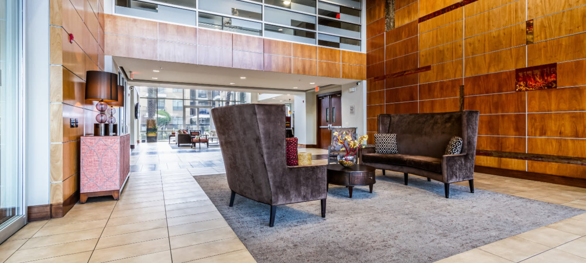 Floor plans at The Marq on Voss in Houston, Texas