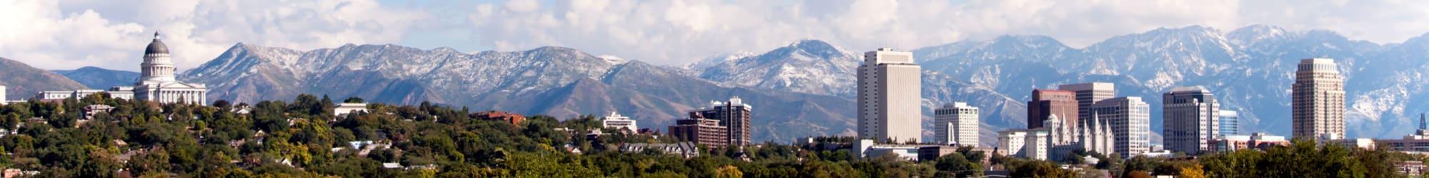 Neighborhood at Liberty SKY in Salt Lake City, Utah