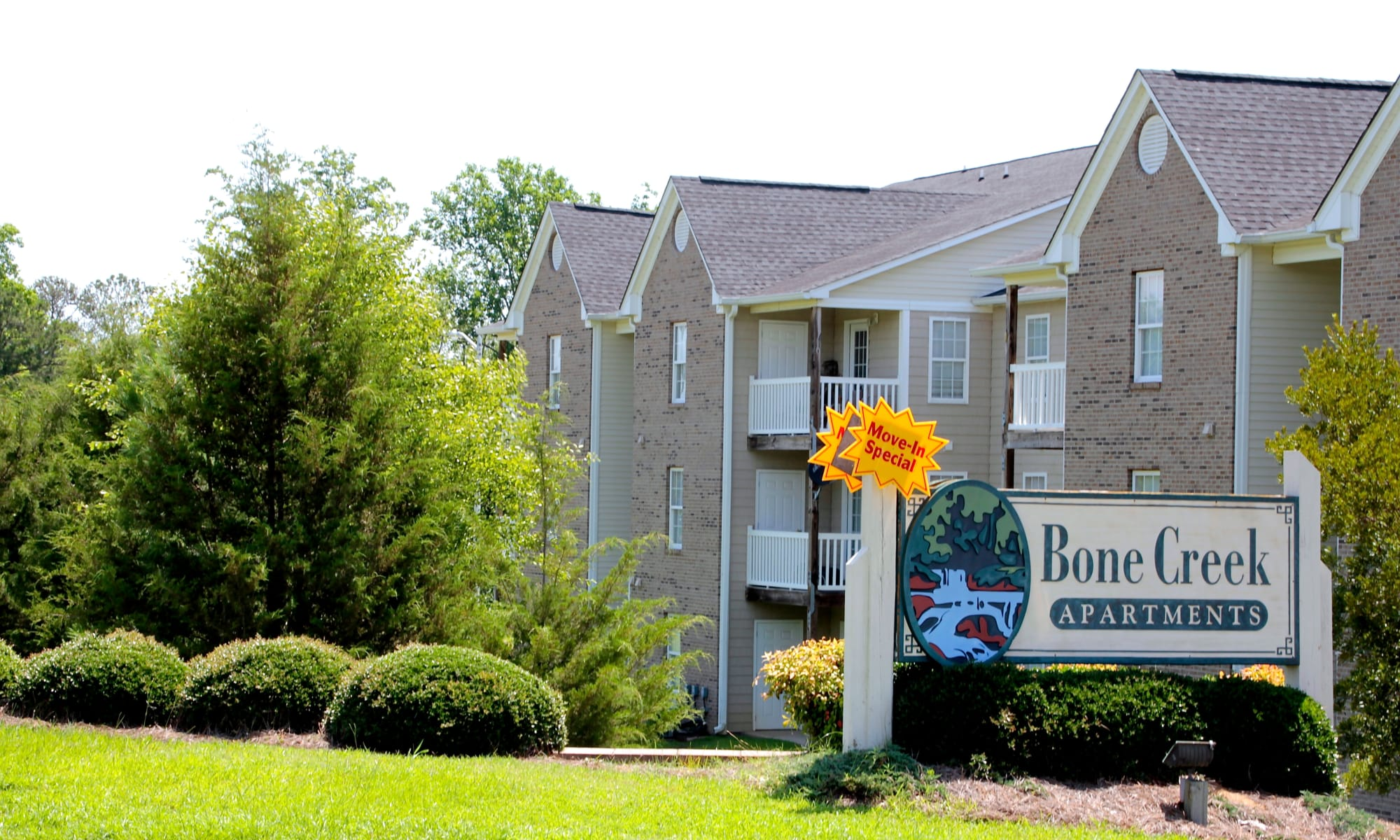 Bone Creek Apartments apartments in Fayetteville, North Carolina
