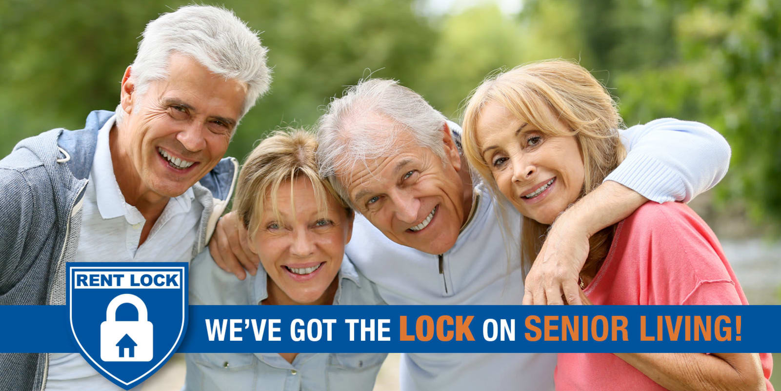 Senior living options at the senior living community in Suwanee