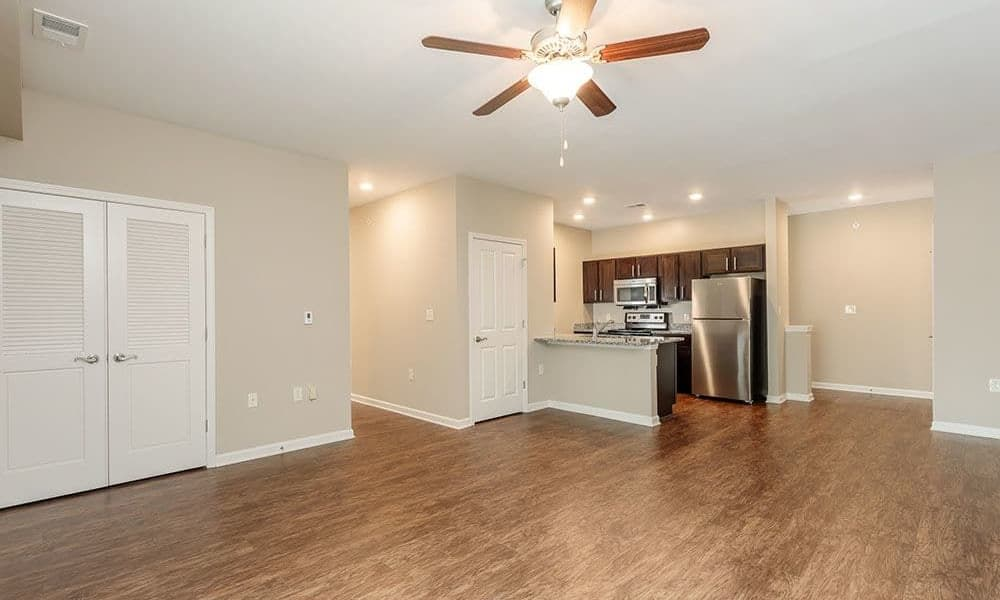 Ample living space at Canal Crossing home in Camillus, NY
