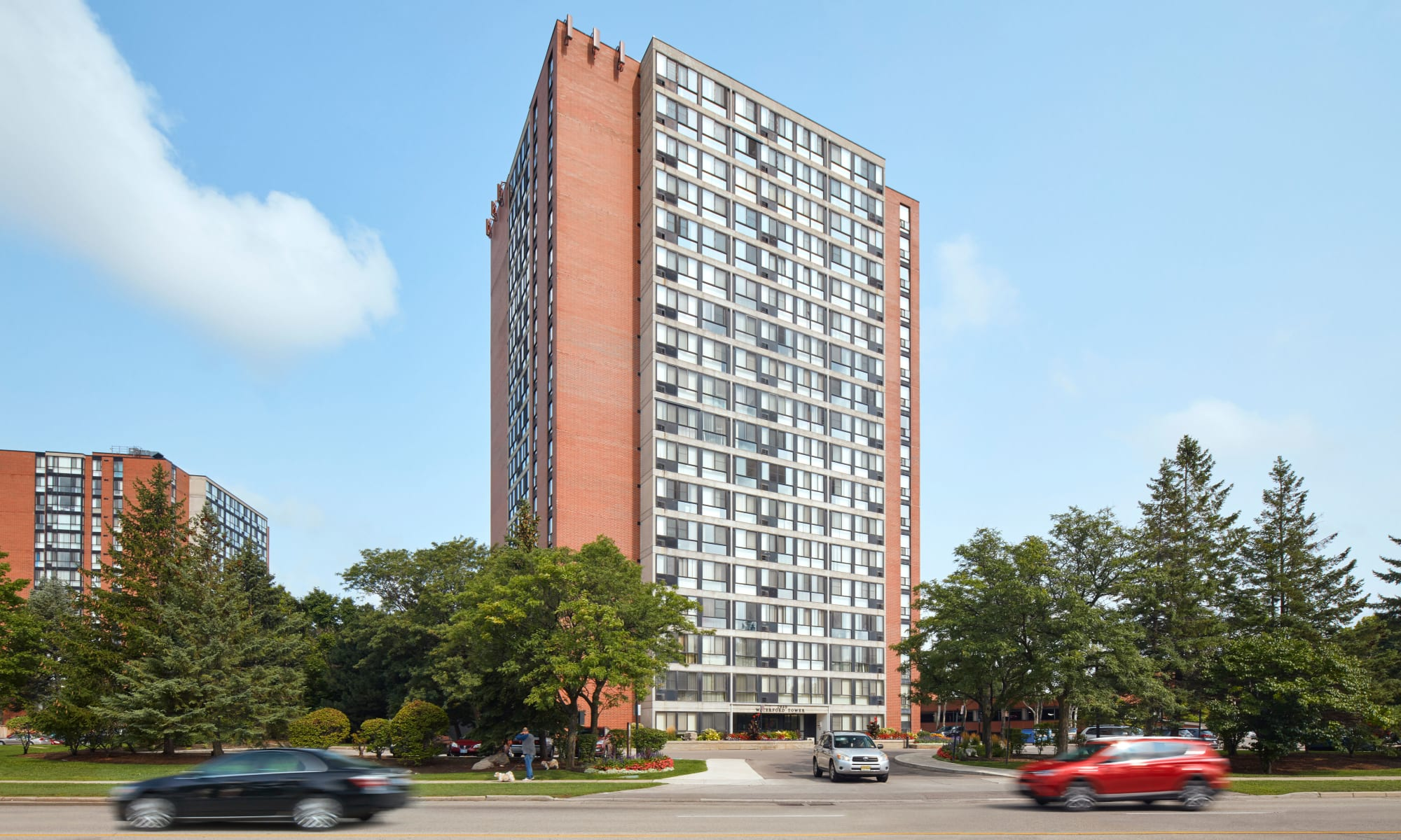 Apartments in Mississauga, Ontario
