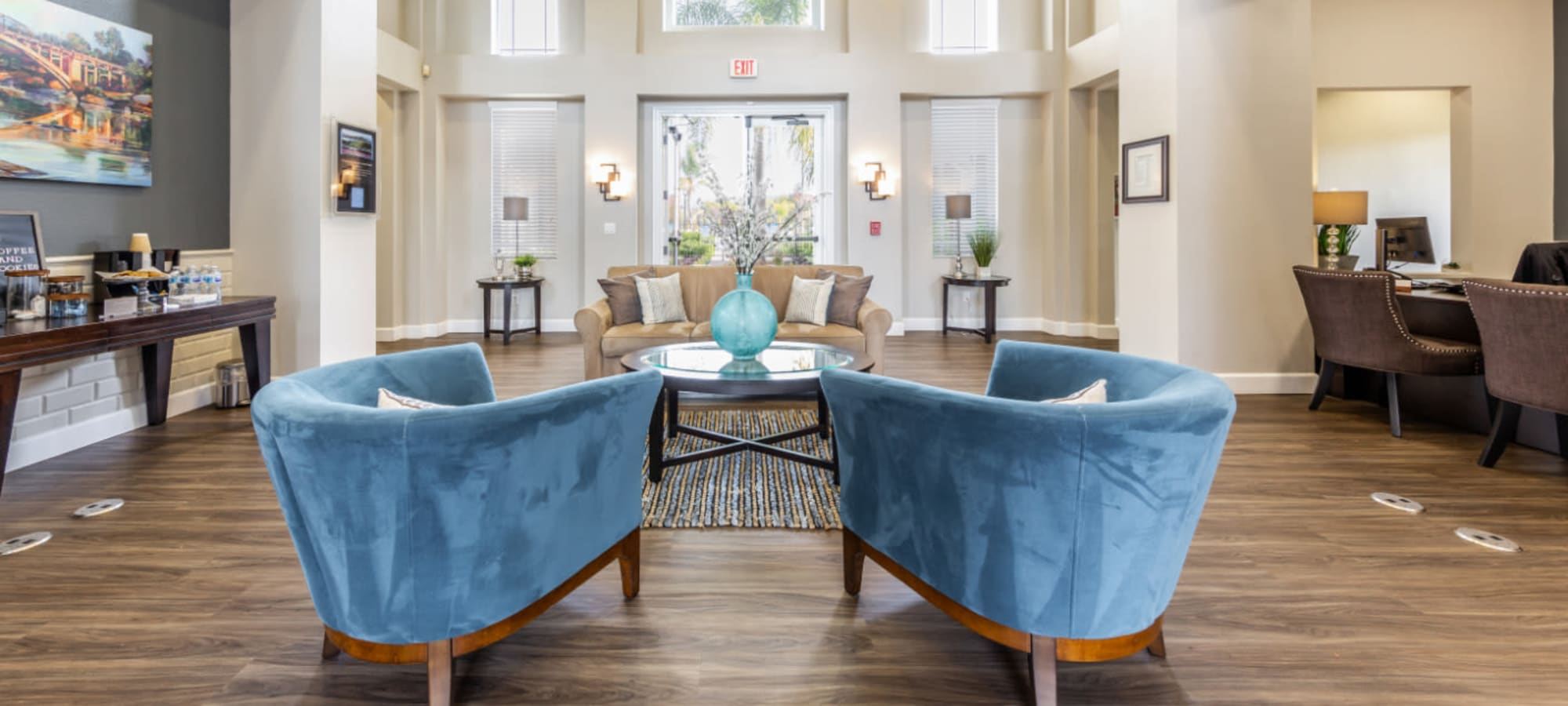 Schedule a tour of The Fairmont at Willow Creek in Folsom, California