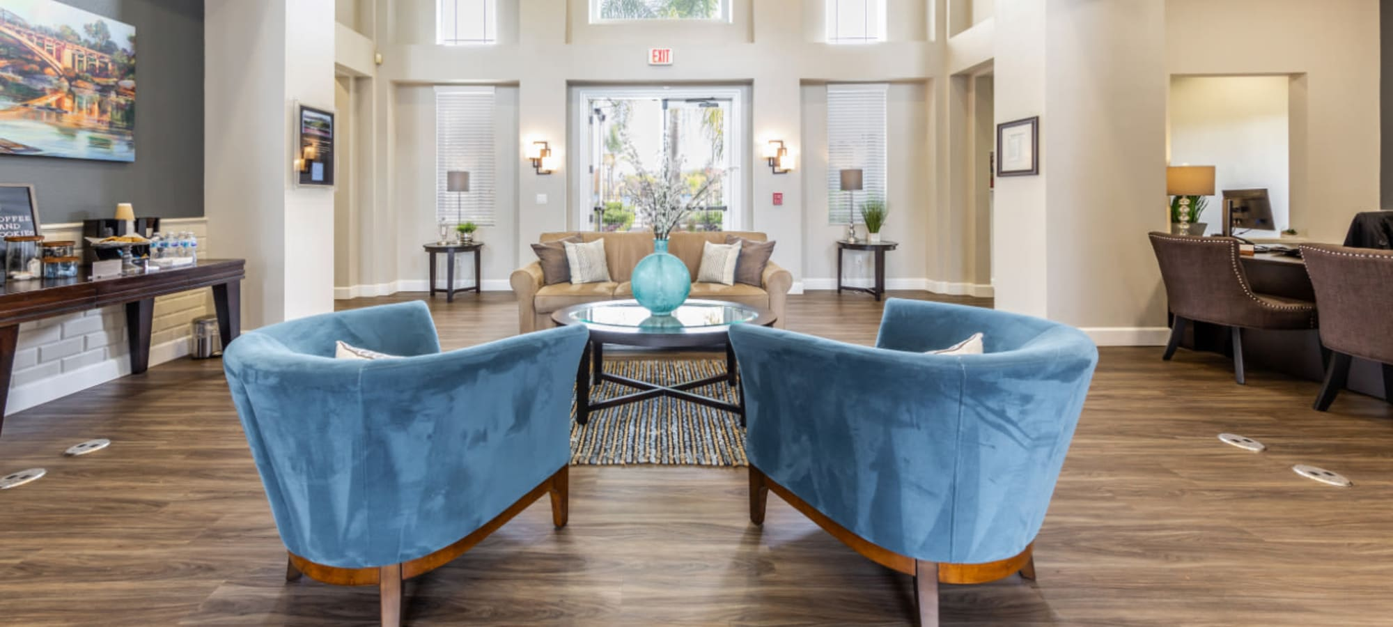 Apply to live at The Fairmont at Willow Creek in Folsom, California