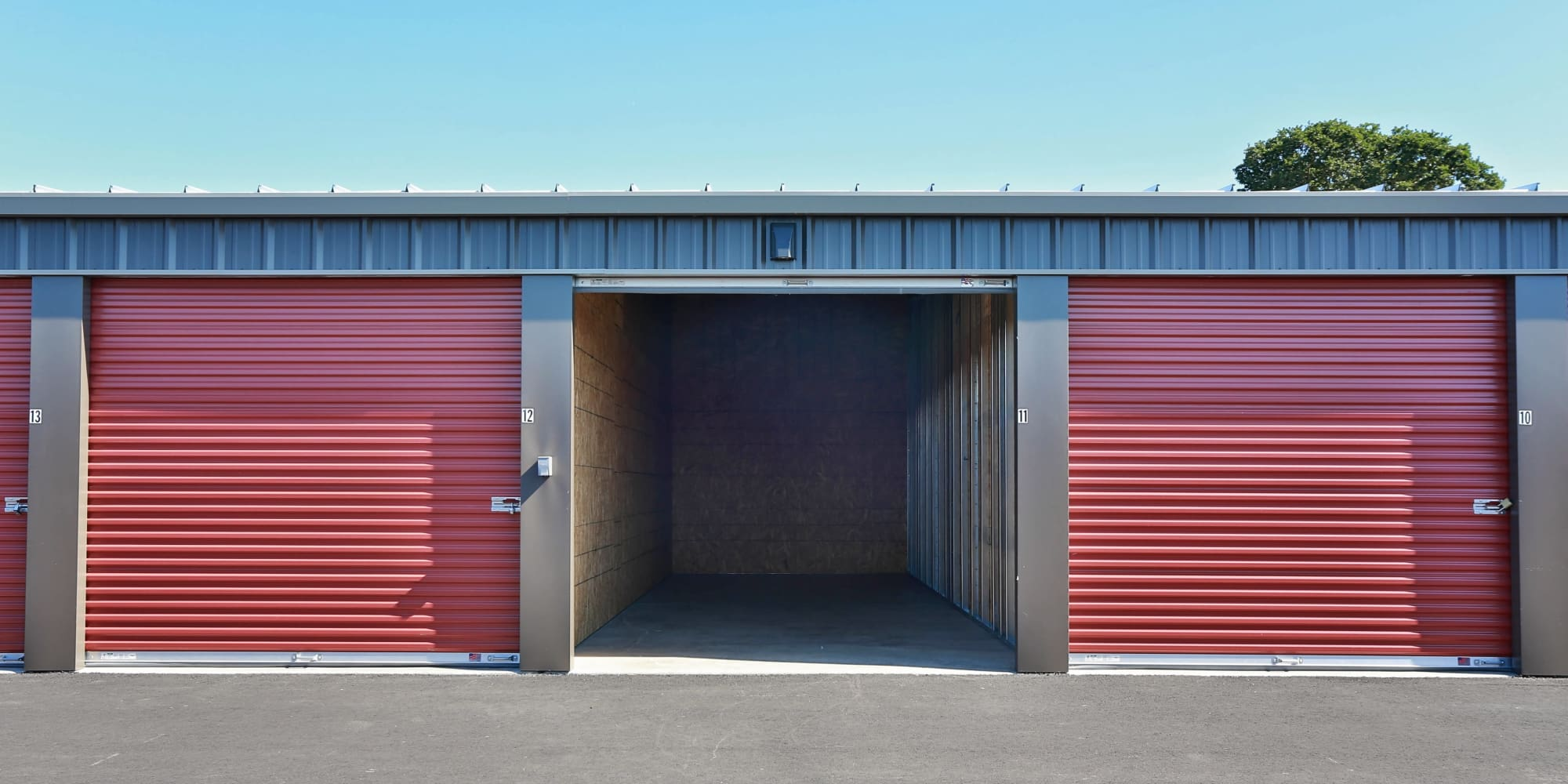 Self storage at Nest Self Storage in Salem, OR