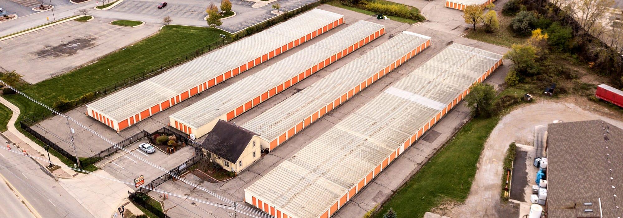 Prime Storage in Lansing, MI