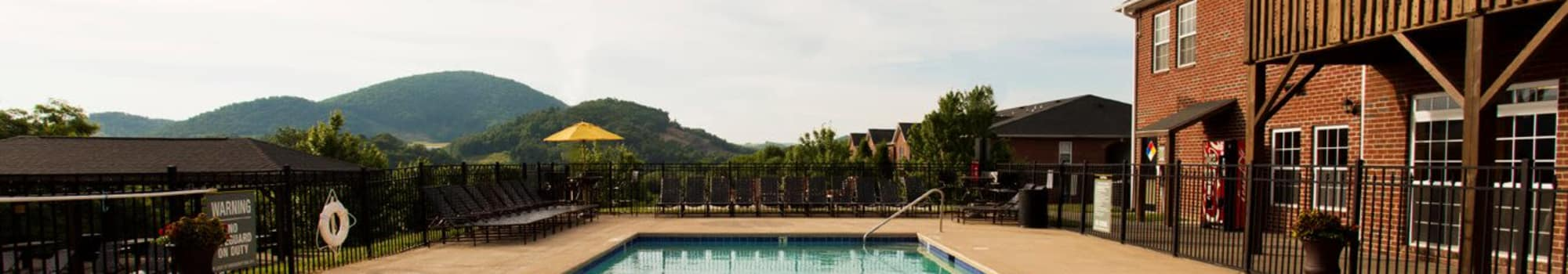 Amenities at Mountaineer Village in Boone, North Carolina
