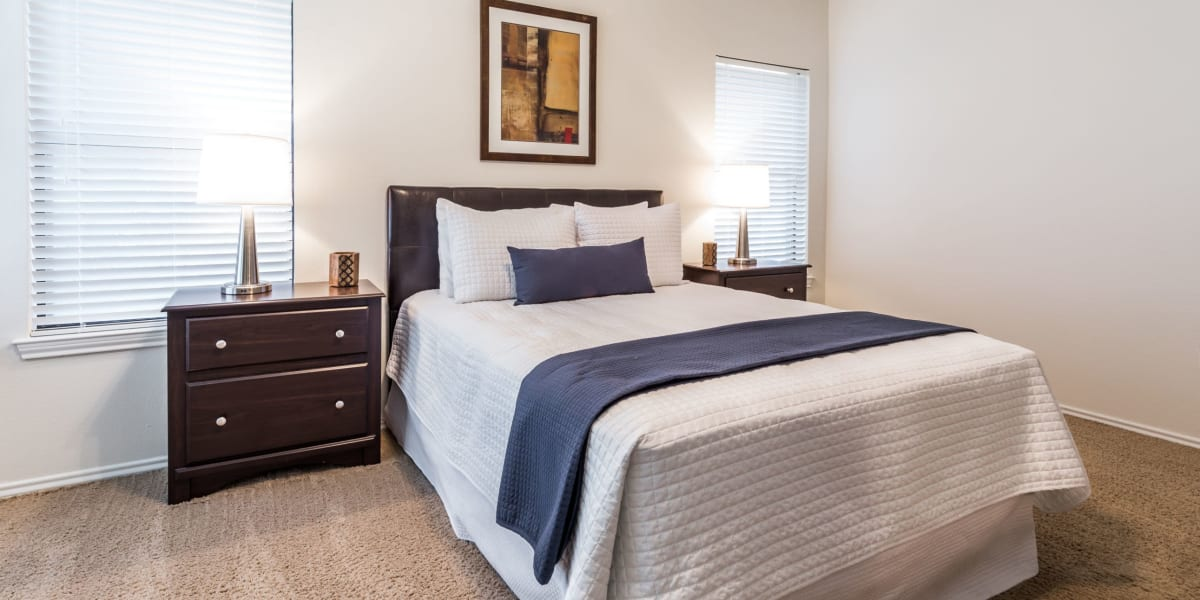 Bedroom at Marquis at Caprock Canyon in Austin, Texas