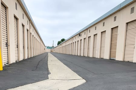 Storage Units At Our Lakewood Self Storage Facility