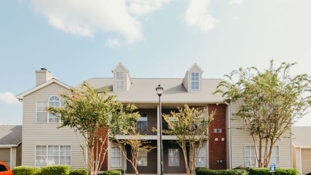 Exterior of our Beautiful Apartments in Montgomery, AL