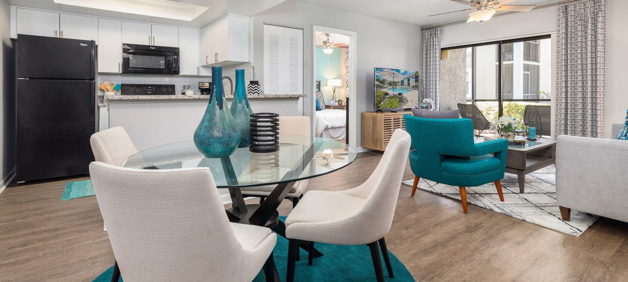 Apartments at The EnV in Hollywood, Florida